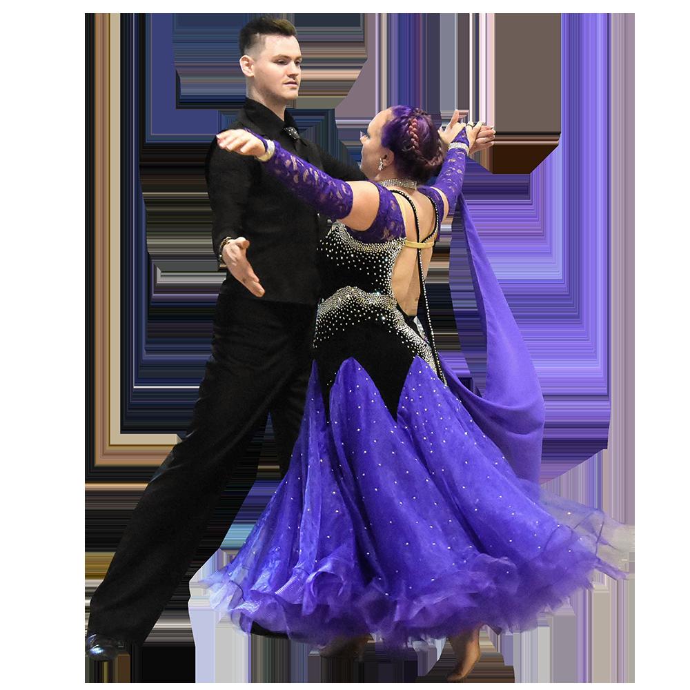 Ballroom Dancing: Good for Body, Mind and Spirit - Desert